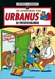 Urbanus proefkonijnen Urbanus, Urbanus, Paperback