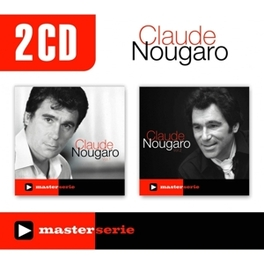 2CD ORIGINAUX *MASTER SERIE 2009 V1 & V2* Audio CD, CLAUDE NOUGARO, CD