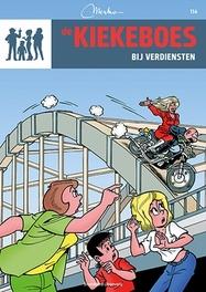 KIEKEBOES DE 114. BIJ VERDIENSTEN De Kiekeboes, Merho, Paperback