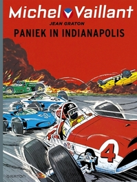 MICHEL VAILLANT HC11. PANIEK IN INDIANAPOLIS. MICHEL VAILLANT, Graton, Jean, Paperback