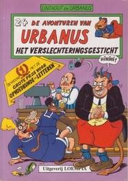 URBANUS 024. HET VERSLECHTERINGSGESTICHT URBANUS, Linthout, Willy, Paperback