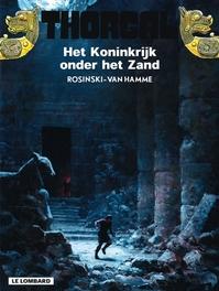 THORGAL 26. HET KONINKRIJK ONDER HET ZAND THORGAL, Van Hamme, Jean, Paperback