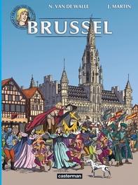 TRISTAN DE REIZEN VAN 02. BRUSSEL Brussel, WALLE, NICOLAS VAN DE, MARTIN, JACQUES, Paperback