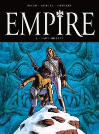 EMPIRE HC02. LADY SHELLY EMPIRE, Pécau, Jean-Pierre, Hardcover