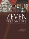 ZEVEN HC09. PERSONAGES 9/14