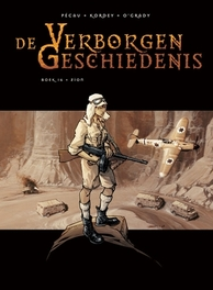 VERBORGEN GESCHIEDENIS HC16. SION 16/32 VERBORGEN GESCHIEDENIS, Pécau, Jean-Pierre, Hardcover