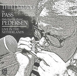 LIVE IN THE NETHERLANDS W/THIELEMANS/PASS/A.O. Audio CD, V/A, CD