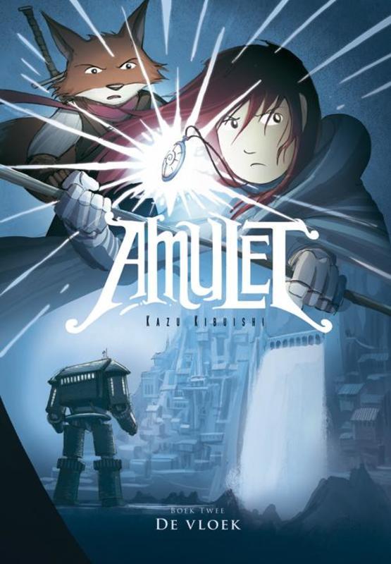 Amulet: De vloek AMULET, Kibuishi, Kazu, Hardcover