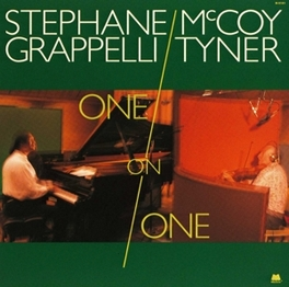 ONE ON ONE Audio CD, S/T. MCCOY GRAPPELLI, CD