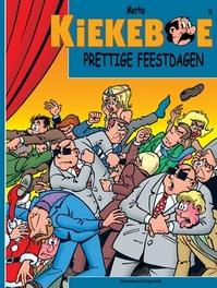 De Kiekeboes Prettige feestdagen De Kiekeboes, MERHO, Paperback