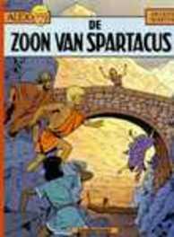 ALEX 12. ZOON VAN SPARTACUS ALEX, MARTIN, JACQUES, Paperback