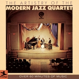 ARTISTRY OF THE Audio CD, MODERN JAZZ QUARTET, CD