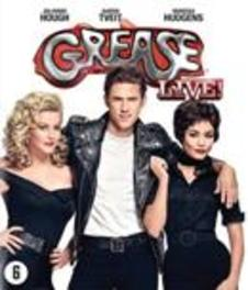Grease live!, (Blu-Ray) DVD