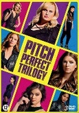 Pitch perfect 1-3 , (DVD)