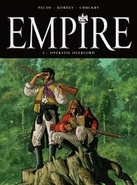 EMPIRE HC03. OPERATIE OVERLORD EMPIRE, Pécau, Jean-Pierre, Hardcover