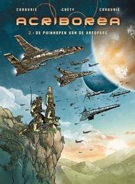 ACRIBOREA HC02. DE RUINES VAN AEROPAAG 2/5 ACRIBOREA, Cordurié, Sylvain, Hardcover