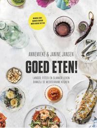 Hartstikke mediterraan. langer, fitter en slanker leven dankzij de mediterrane keuken, Jansen, Janine, Hardcover