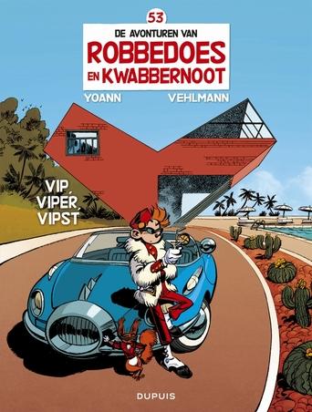 ROBBEDOES & KWABBERNOOT 53. VIP, VIPER, VIPST