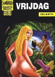 Vrijdag (Zwarte Reeks 163) Celestin, Paperback