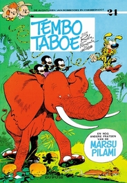 ROBBEDOES & KWABBERNOOT 24. TEMBO TABOE ROBBEDOES & KWABBERNOOT, FOURNIER, JEAN-CLAUDE, Paperback