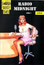 Radio Midnight 1 (Zwarte Reeks 145) CHRIS, Paperback