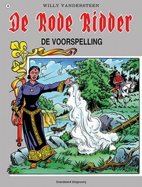 De voorspelling RODE RIDDER, Willy Vandersteen, Paperback