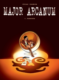 MAJOR ARCANUM HC01. PANDORA MAJOR ARCANUM, DAMIEN, Hardcover
