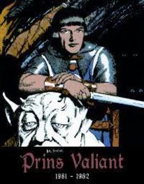 Prins Valiant LUXE EDITIE 13 1961 - 1962 Foster, Hal, Hardcover