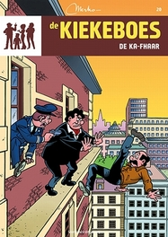 De Ka-Fhaar De Kiekeboes, Merho, Paperback