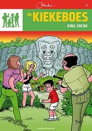 King Sacha De Kiekeboes, Merho, Paperback