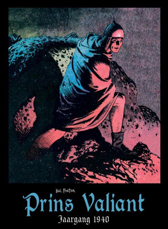 Prins Valiant: Jaargang 1940 Prins Valiant, H. Foster, Hardcover