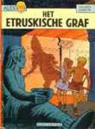 ALEX 08. HET ETRUSKISCHE GRAF ALEX, Martin, Jacques, Paperback