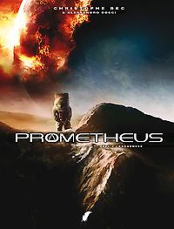 PROMETHEUS 03. EXOGENESE PROMETHEUS, BOCCI, ALLESSANDRO, BEC, CHRISTOPHE, Paperback