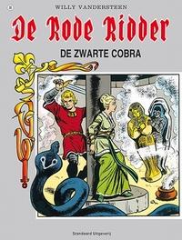 RODE RIDDER 085. DE ZWARTE COBRA De Rode Ridder, Biddeloo, Karel, Paperback