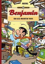 BENJAMIN - VAN ALLE MARKTEN THUIS GEWONE EDITIE, Dusart, Michel, Hardcover