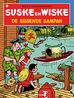 SUSKE EN WISKE 094. DE SISSENDE SAMPAN (NIEUWE COVER)