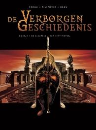 VERBORGEN GESCHIEDENIS HC04. DE SLEUTELS VAN SINT PIETER 04/32 VERBORGEN GESCHIEDENIS, Pécau, Jean-Pierre, Hardcover