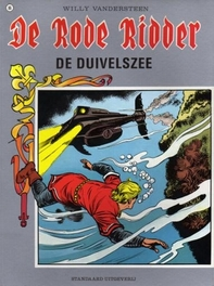 RODE RIDDER 086. DE DUIVELSZEE RODE RIDDER, Willy Vandersteen, Paperback