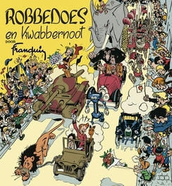 ROBBEDOES SPECIAL HC01. ROBBEDOES EN KWABBERNOOT (FACSIMILE) ROBBEDOES SPECIAL, Franquin, André, Hardcover