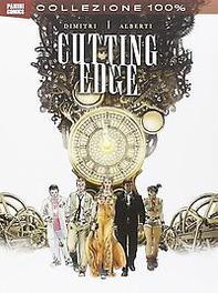 Cutting Edge: 1 Dimitri, Fransesco, Paperback