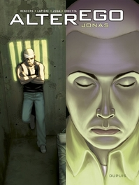 ALTER EGO 04. JONAS. ALTER EGO, Renders, Pierre-Paul, Paperback - alter-ego-04-jonas