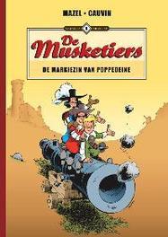 De Musketiers-Markiezin Poppedeine (Archief 8) Arcadia archief, Mazel, Hardcover