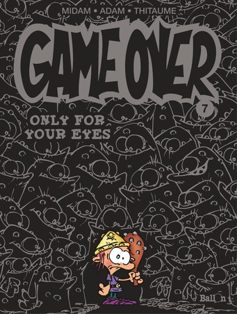 GAME OVER 07. ONLY FOR YOUR EYES