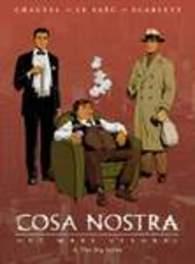 COSA NOSTRA HC06. THE BIG SEVEN COSA NOSTRA, Erwan, Le Saëc, Hardcover