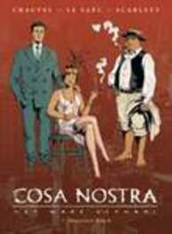 COSA NOSTRA HC07. HUGUENOT BEACH COSA NOSTRA, Chauvel, David, Hardcover