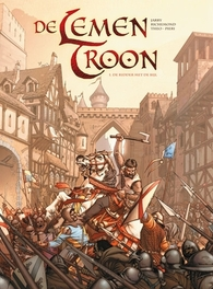 LEMEN TROON HC01. DE RIDDER MET DE BIJL LEMEN TROON, Théo, Caneschi, Nicolas, Jarry, Hardcover