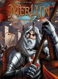 Merlijn - De queeste naar het zwaard 2 De vesting van Kunjir Merlijn queeste naar het zwaard, Istin, Jean-Luc, Hardcover