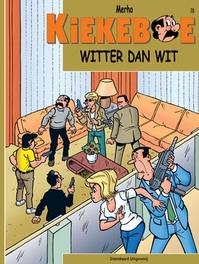 Witter dan wit KIEKEBOES DE, Merho, Paperback
