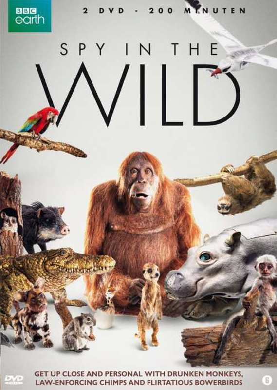 Spy in the wild, (Blu-Ray) Blu-Ray