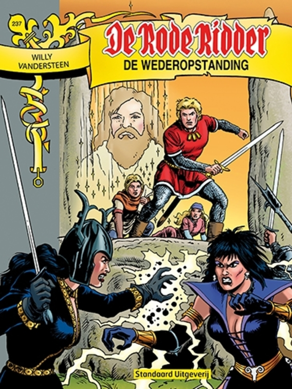 De Wederopstanding RODE RIDDER, Willy Vandersteen, Paperback
